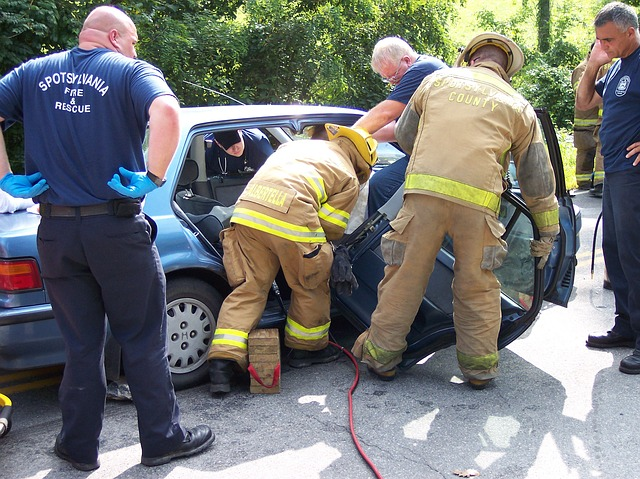 Extrication Car Crash